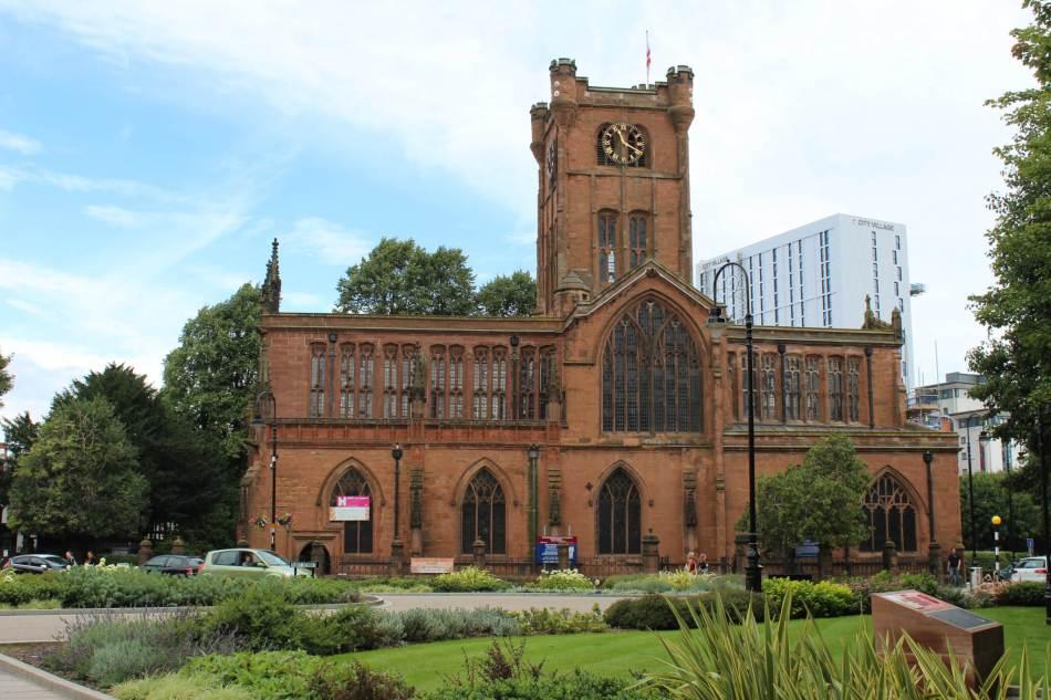 John Baptist Church (exterior) 2 2017 - (Javerya Iqbal) @Historic England