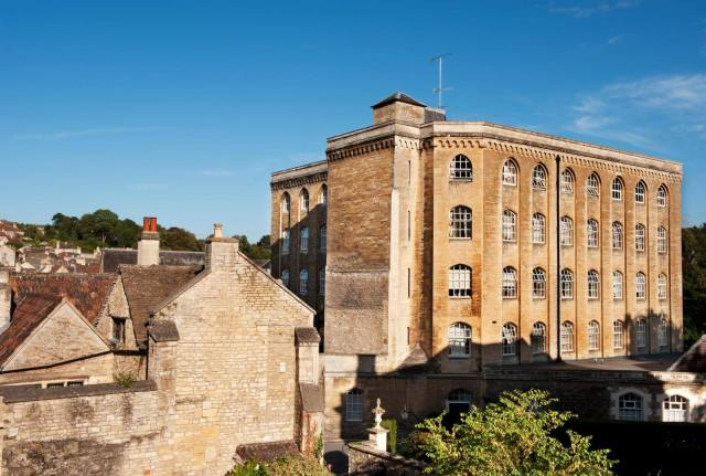 South West textile mills bradford on avon