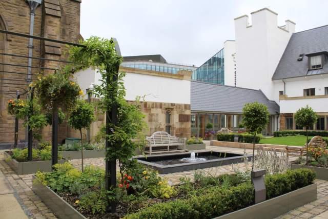 Blackburn Cathedral Court