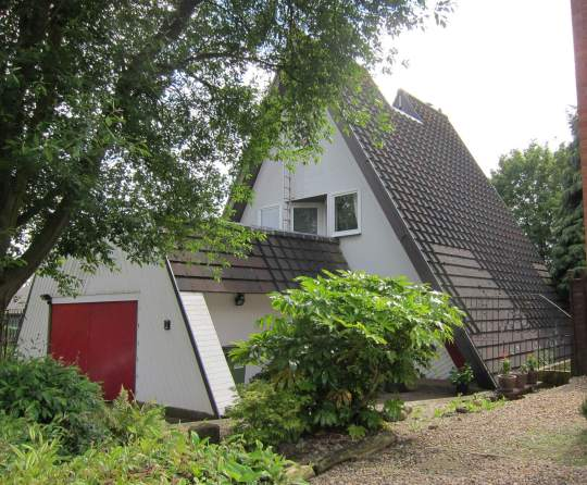 A-frame home Milton Keynes