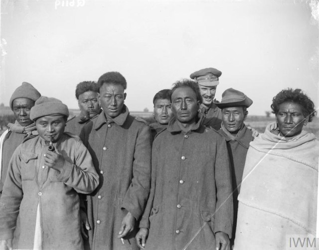 ILC men from Manipur, India
