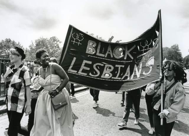 Lesbian Strength March photo