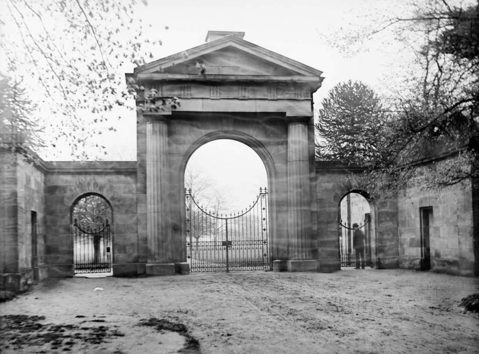 Tatton Park Knutsford Gate Lodge, Cheshire c Historic England