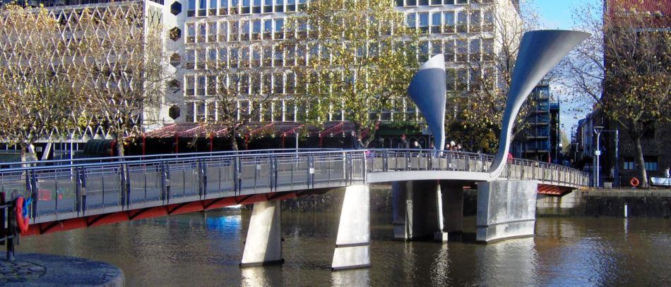 Pero's Bridge, Bristol