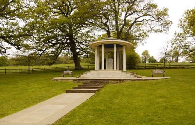 Magna Carta Monument, submitted by David Lovell via Enriching the List c Historic England