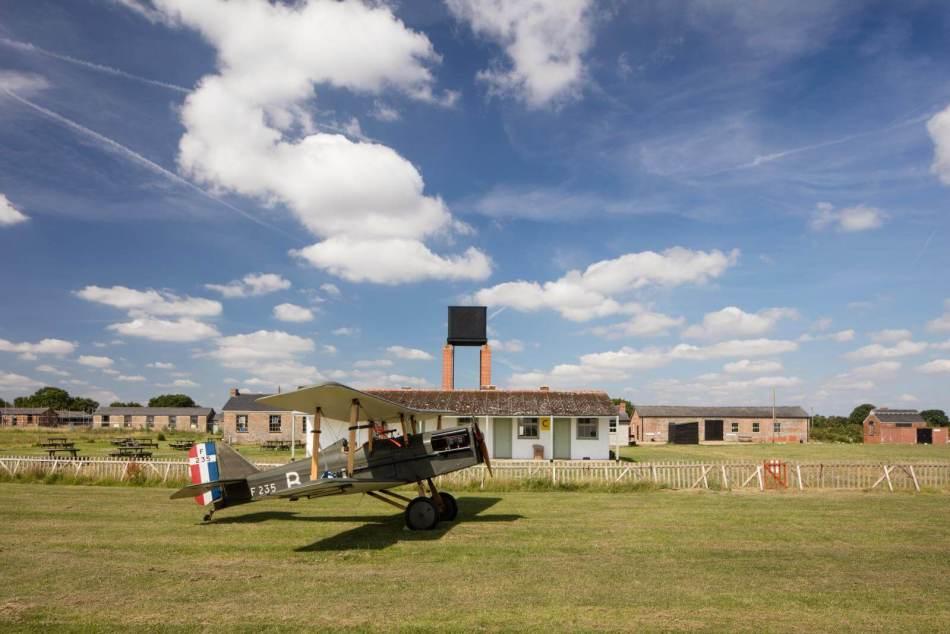 Stow Maries Airfield, near Maldon Essex