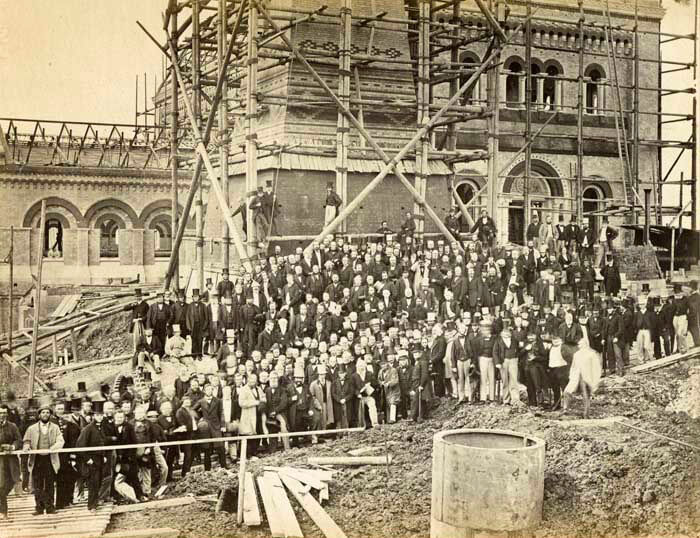 BLOG crossness group of workers & officials archive HE OP04614