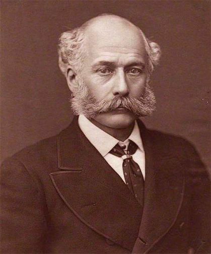 Portrait of Sir Joseph Bazalgette