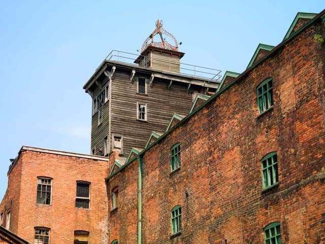 Ditherington Flax Mill, Shrewsbury, Shropshire