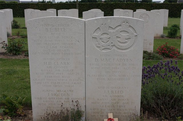 BLOG CWGC 5 graves public domain