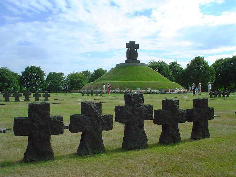 BLOG german military cemetery la cambe public domain