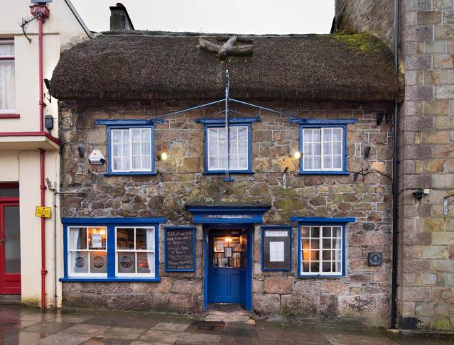 The Blue Anchor, Helston, Cornwall