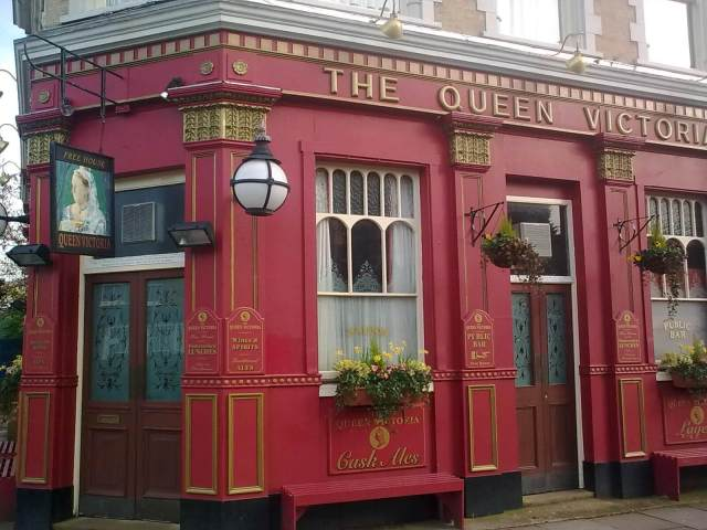 The Queen Victoria pub