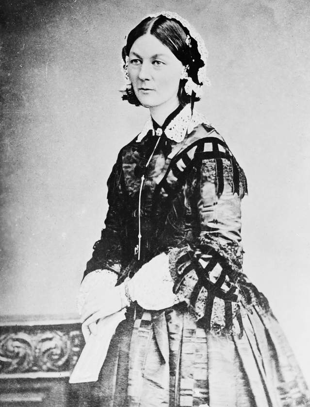 A photograph of Florence in 1856