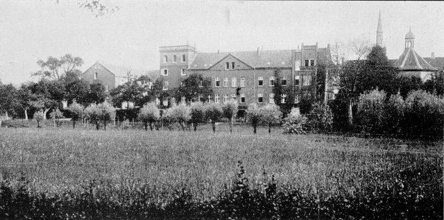 Kaiserwerth Deaconess Institution