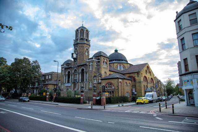 Christ Church, Brixton Road, London