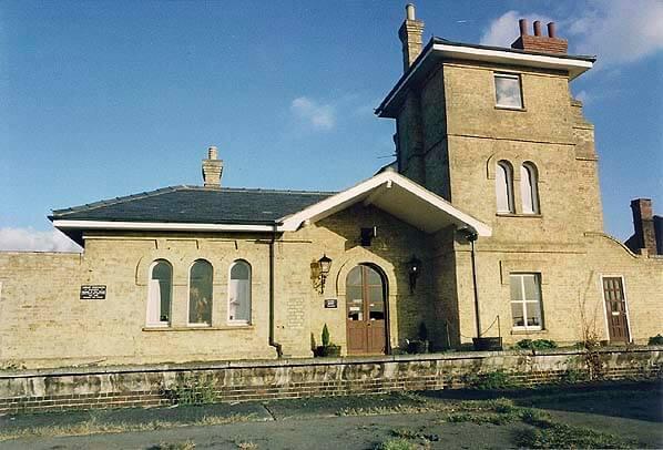 Tattershall station