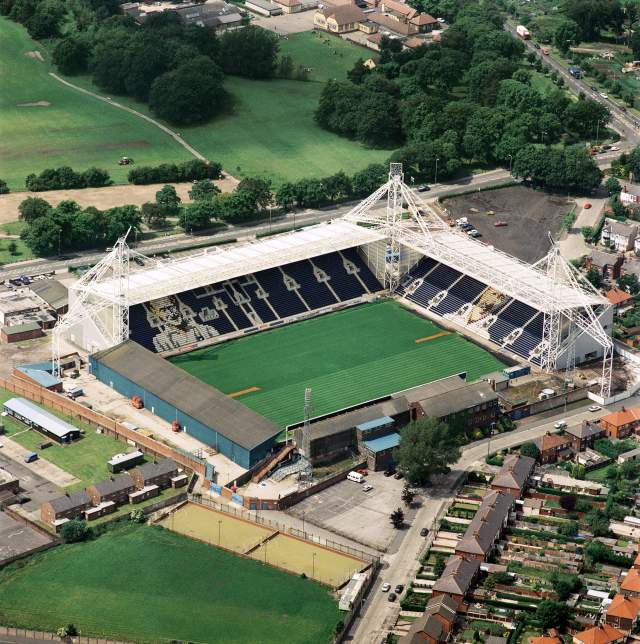 Preston North End's Deepdale
