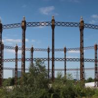 A Brief Introduction to Gasholders