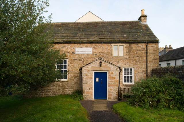 Exterior of Quaker Meeting House, Front Street, Alston, Cumbria Historic England Archive DP154318