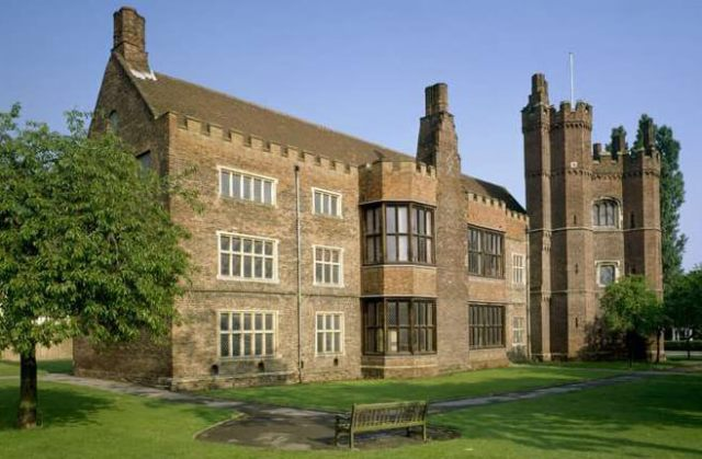 Gainsborough Old Hall, Gainsborough, Lincolnshire