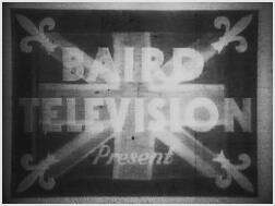 Baird Television logo. Image in the public domain.