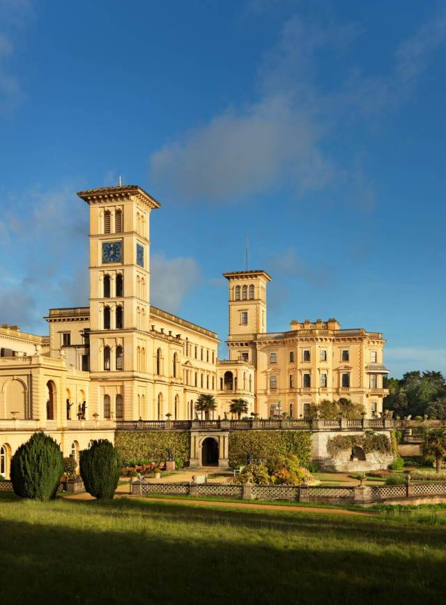 Osborne House, Isle of Wight, Hampshire © Historic England Archive DP167226