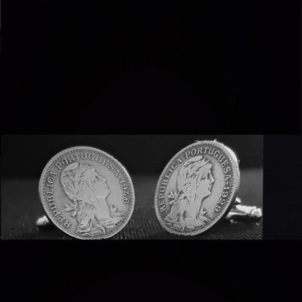Portugal One centavos centavos 1946.1929. .90 in 22.70mmv3