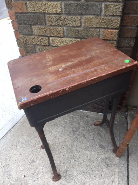 Vintage/Antique Student Desk