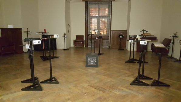 7. Picture from the exhibition
