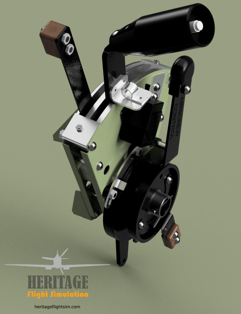 Throttle Quadrant 1