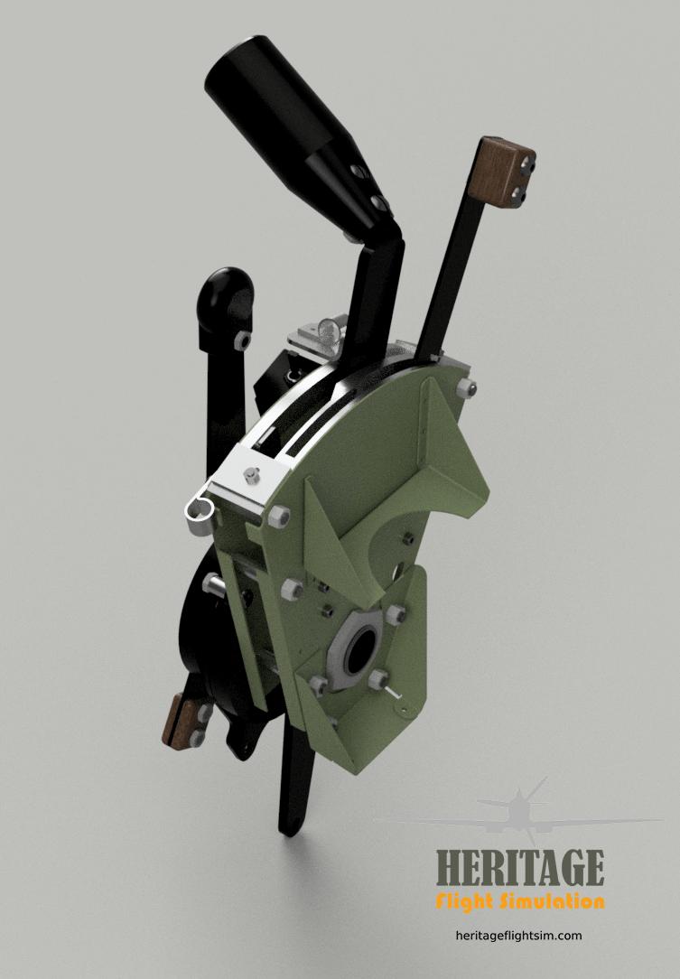 Throttle Quadrant 2
