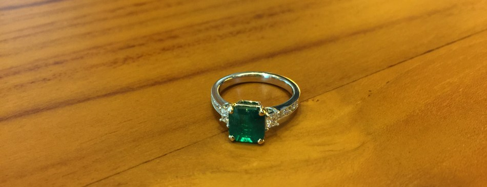 colombian emerald fine jewellery singapore