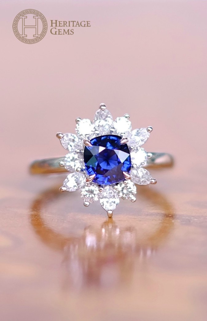 Awesome Sapphire Ring Singapore