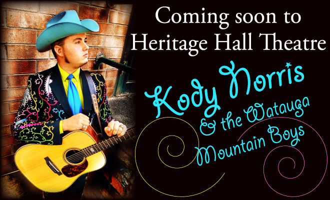 Kody Norris & Watauga Mountain Boys