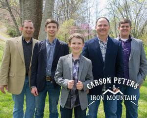 Carson Peters & the Iron Mountain