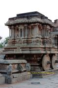 The Stone Chariot - Karnataka