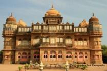 Vijay Vilas Palace - Rear End View