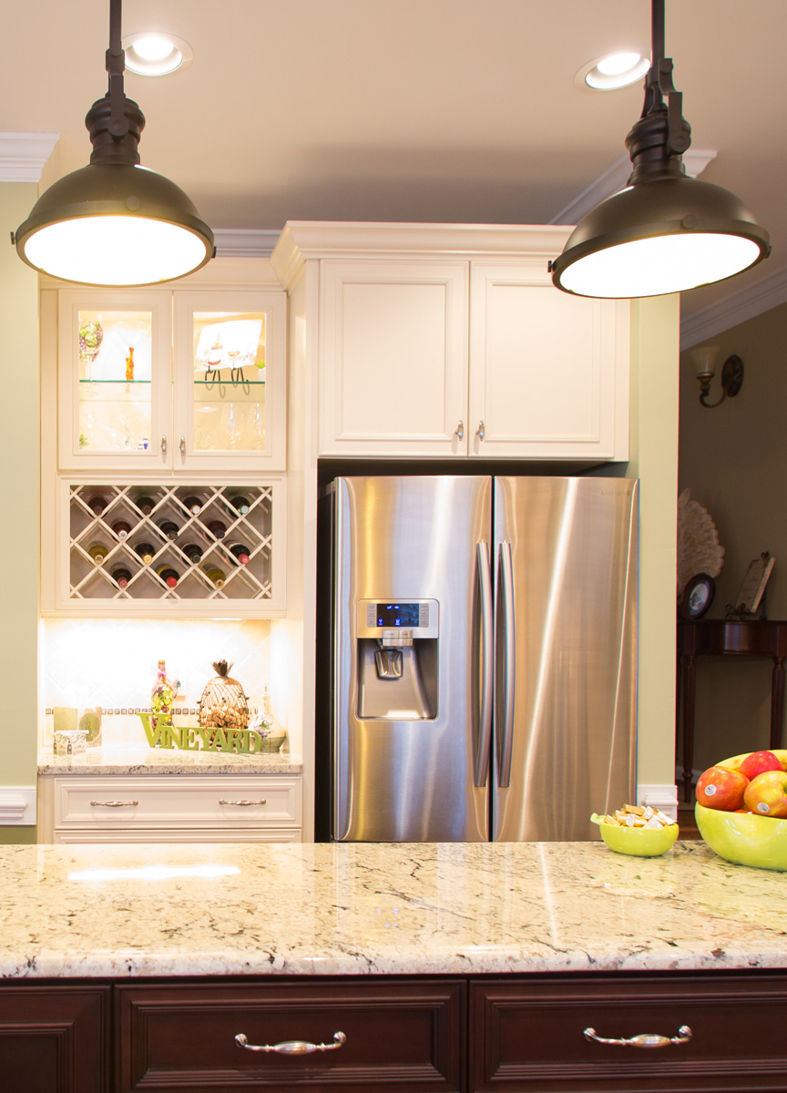 Gallery Heritage Kitchen Bath Raleigh NC Kitchen Island Installation