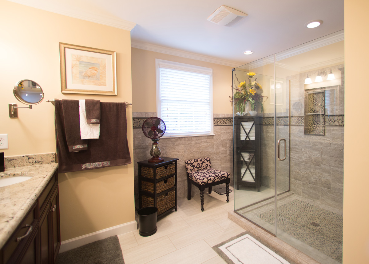 Bath Renovation - Raleigh, NC