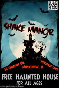 ShakeManorPoster