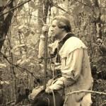 Daniel Boone at Cumberland Gap