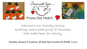 Hybrid From the Heart Meeting - NK @ Heritage Public Library | New Kent | Virginia | United States