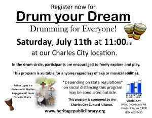 Drum Your Dream - CC