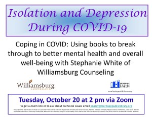 Isolation and Depression During COVID-19