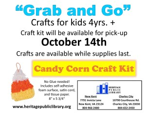 """Grab and Go"" Craft for Kids"