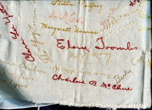 1909_GREEN_Bess Dorothy_Friendship Handkerchief-4