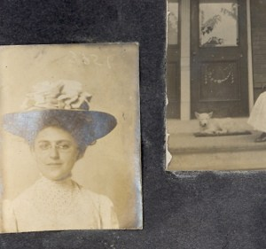 Green Family Photo Album- page 26.