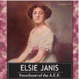 Elsie Janis-Sweetheart of the AEF Audio CD Cover
