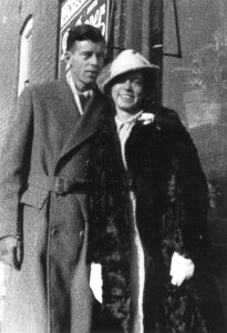 Walter & Henrietta (Fasterling) Reuter, 1940s
